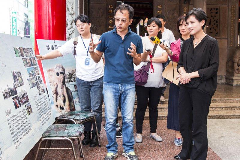 文化部長鄭麗君今(19)日出席宜蘭「青村沙龍-公私協力共創青年世代」專題論壇。(文化部提供)
