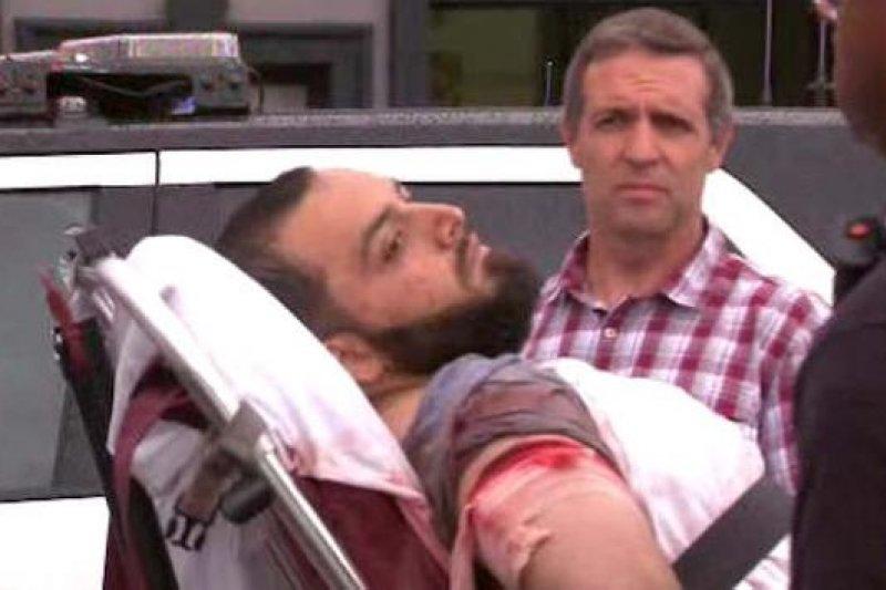紐約曼哈頓雀兒喜區爆炸案主嫌雷哈密(Ahmad Khan Rahami)19日負傷落網(AP)