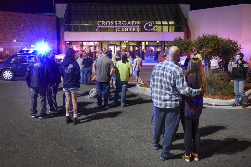 美國明尼蘇達州17日發生一起持刀傷人案,9人受傷。(美聯社)