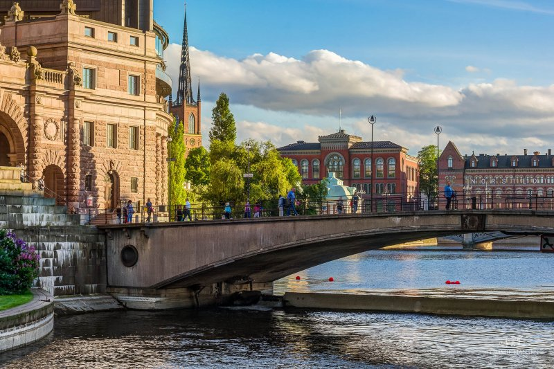 瑞典人用數據思考、理性分析已是全民普及的習慣(圖/Tommie Hansen@flickr)