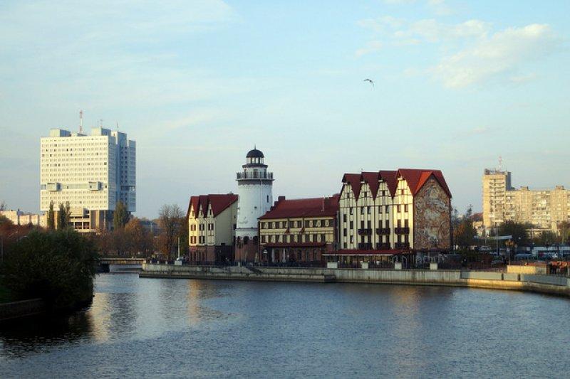 加里寧格勒,雖然位處歐洲,卻不屬於任何歐洲國家。(圖/Stefan Krasowski@flickr)