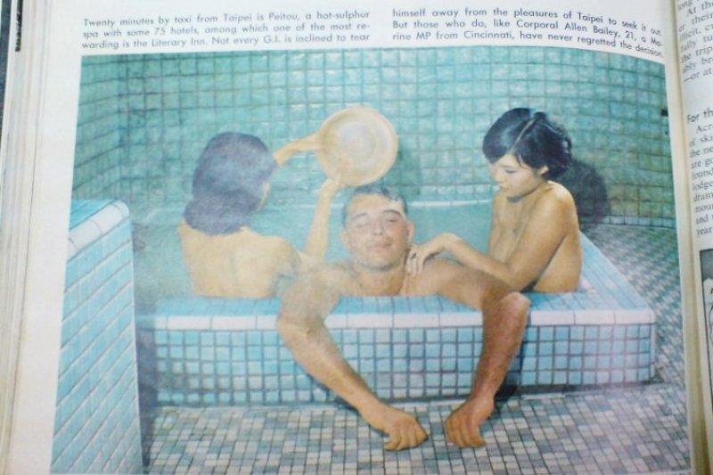 50年前一張慾照惹毛老蔣,課本不敢提的「精」援台灣繁華歷史-風傳媒
