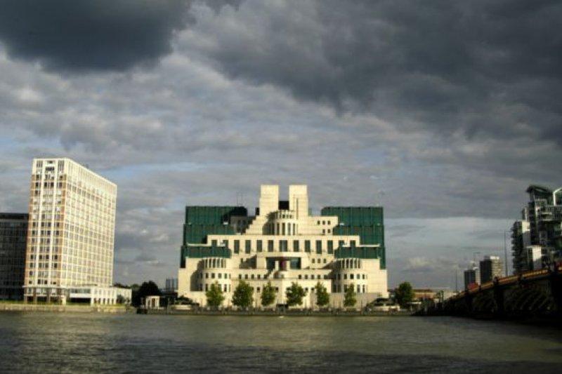 英國情治單位軍情六處(MI6)(BBC中文網)