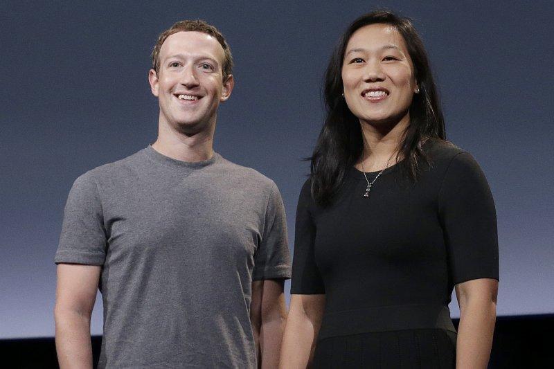 臉書創辦人祖克柏夫婦捐款30億美元,推動終結人類疾病的新計畫(AP)