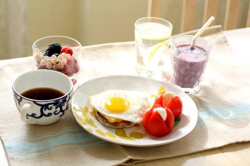 在東京吃早餐,除了到種類多樣的便利商店,其實還有很多好看又好吃的選擇!(圖/with wind@flickr)
