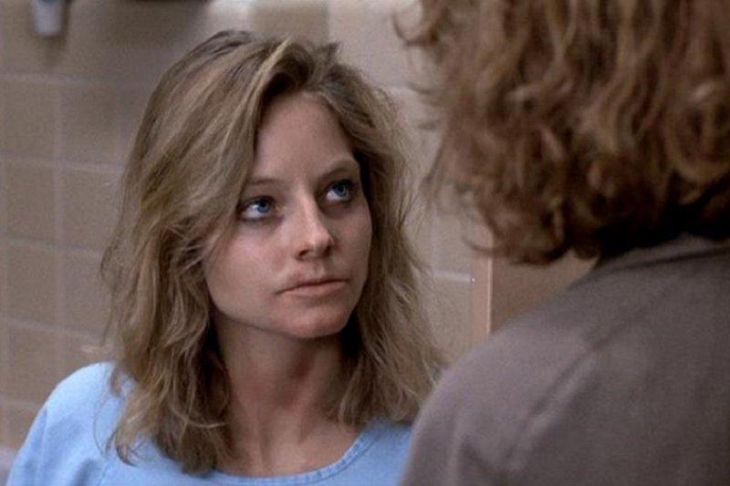 電影《控訴》中的女主角莎拉。