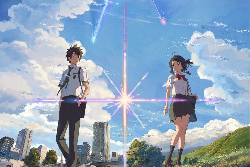 日本還有哪兒好玩?跟著導演新海誠電影《你的名字。》9大經典場景去朝聖-風傳媒