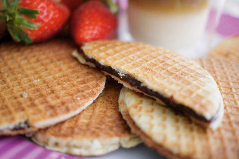 一起學習製作道地的荷蘭風味煎餅。(圖/創意市集提供)