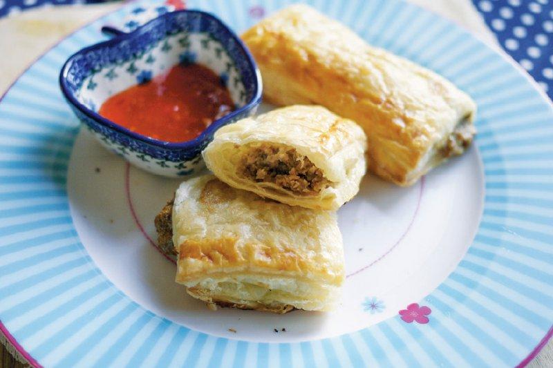 國民鹹派Sauzijnen Broodjes,愛吃鹹點的人不能錯過啊。(圖/創意市集提供)