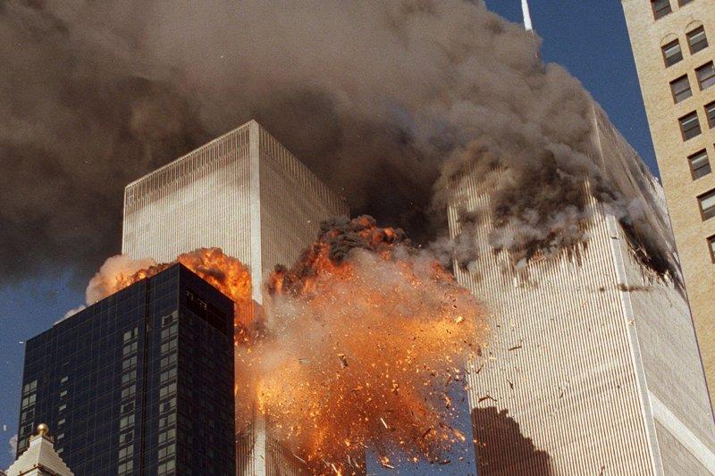 2001年的911恐怖攻擊事件,至今仍是美國人民心中的痛(AP)