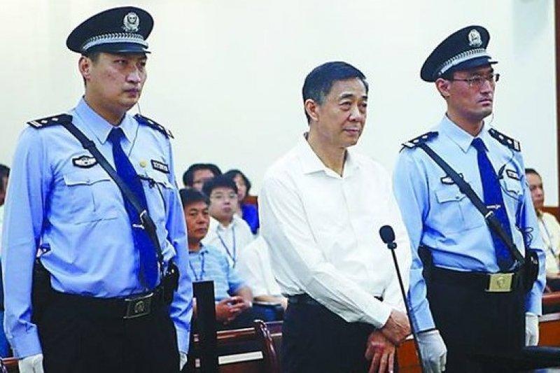 2013年,中國高官薄熙來的審判過程實現了微博圖文直播。(取自網路)