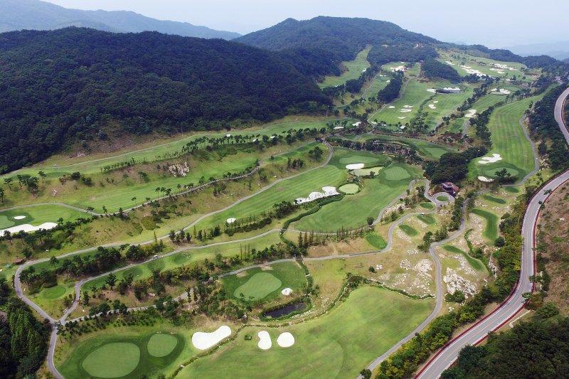 南韓終端高空防禦系統「薩德」(THAAD)確定落腳於星州高爾夫球場(AP)