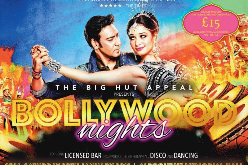寶萊塢電影向來以音樂歌舞見長。