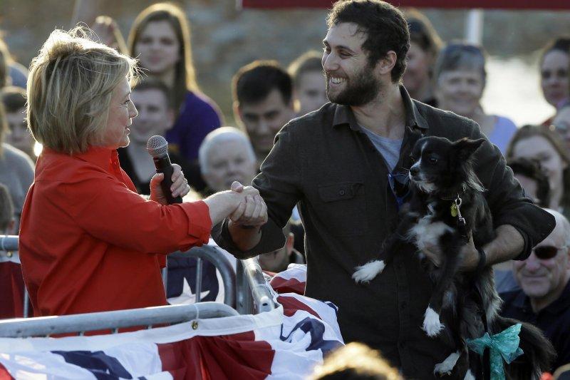 性別歧視問題在這次總統大選中成了焦點議題。(美聯社)