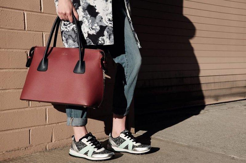 時尚就是殺生?現在有許多品牌推出「植物皮革」,讓你買包包有更好的選擇!(圖/Angela Roi@facebook)