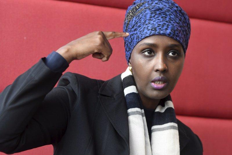 索馬利亞歷史上第一位女性總統候選人達伊布(Fadumo Dayib)。(美聯社)