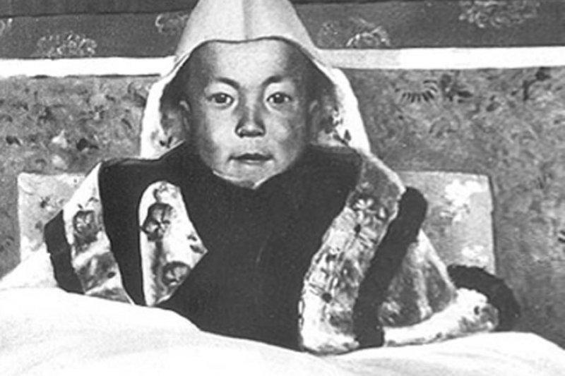幼年的達賴喇嘛(Wikipedia/Public Domain)
