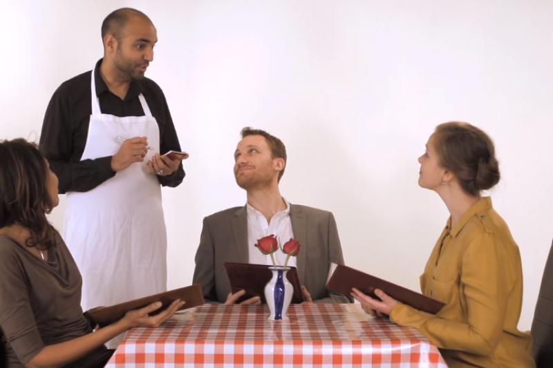 先學會個人需求,英文點餐不必緊張!(翻攝自YouTube)