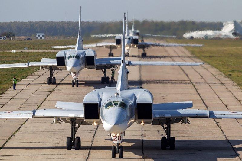 俄羅斯重型轟炸機圖-22M3(Tupolev Tu-22M3)轟炸機(Alexander Beltyukov@Wikipedia / CC BY-SA 3.0)
