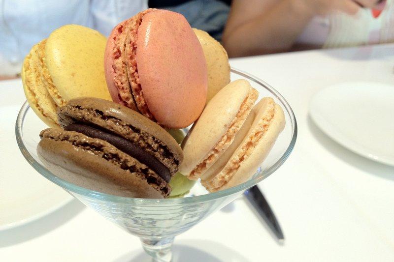 陳星緯勇闖法國甜點界,從不讚美他的陳爸爸,成了他努力的動力!(圖/Richard, enjoy my life!@flickr)