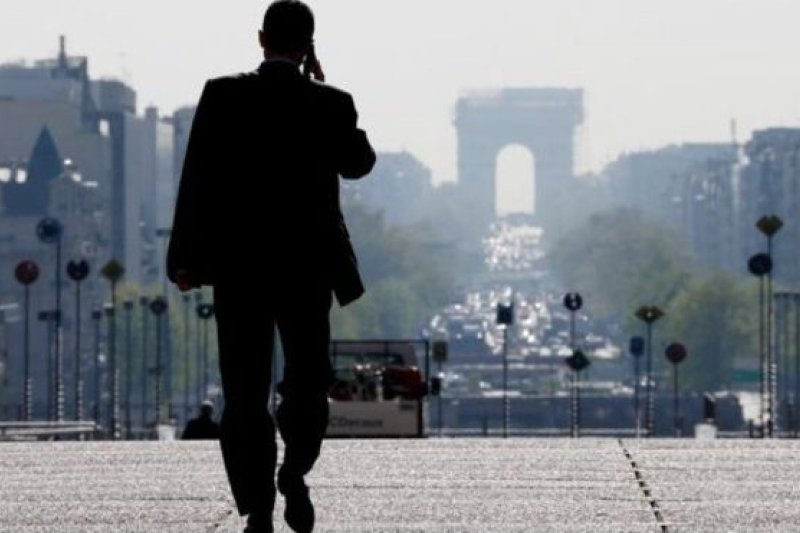 跟20年前相比,法國現在對金融和商業更友善。(圖取自BBC中文網)