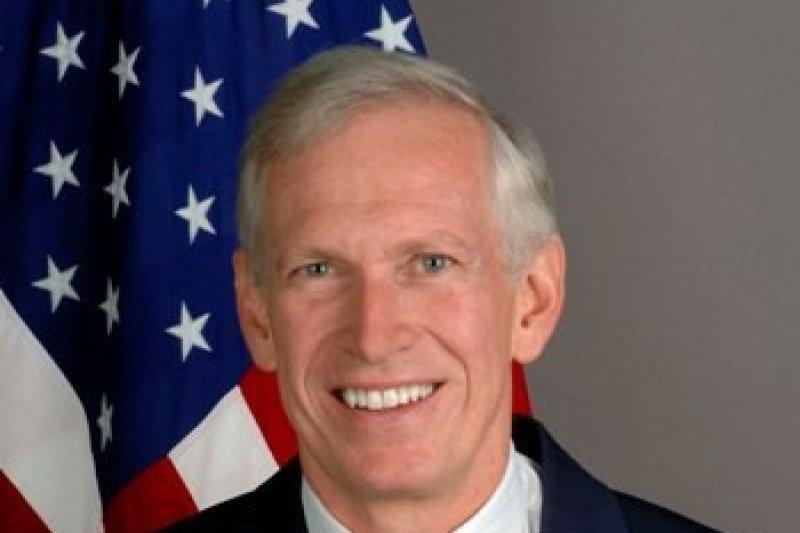 美國在台協會新任主席莫健(James Moriarty)23日抵達台灣,進行為期1周的訪問。(資料照,取自美國在台協會官網)