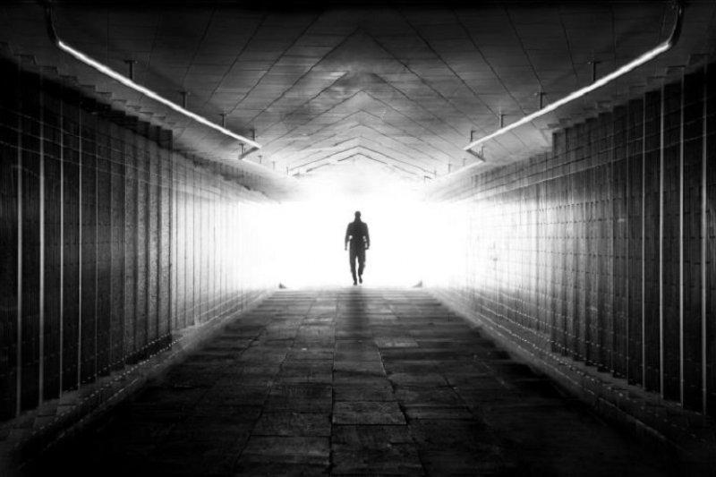 最難克服的就是恐懼,無邊的恐懼。