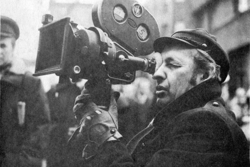 1974年時的波蘭名導華依達(Andrzej Wajda)(取自Wikipedia/Public Domain)