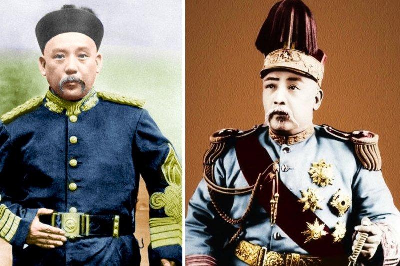 這支專屬袁世凱的私人部隊,將成為他最大的資產,並在多年之後助他登上權力頂峰...(圖/wikimedia commons; Jindaihua)