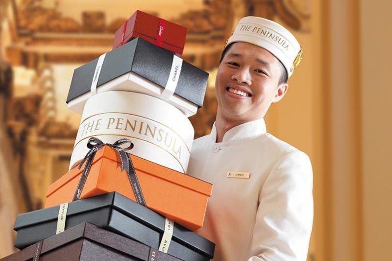 香港五星飯店──半島酒店的總統套房管家,每天到底都做些什麼?(圖/香港半島酒店網站,圖非當事人)