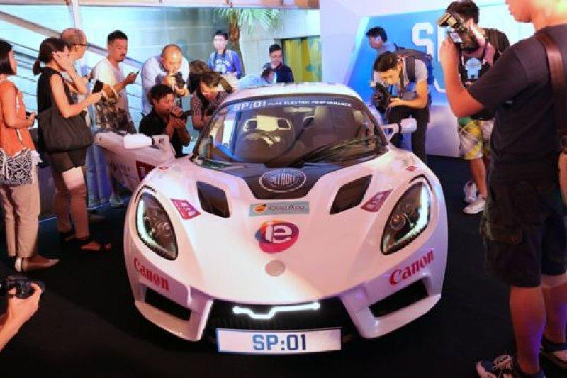 與許多外資企業策略相似,底特律電動車(Detroit Electric)希望在進入中國市場前先攻克香港市場。(BBC中文網)