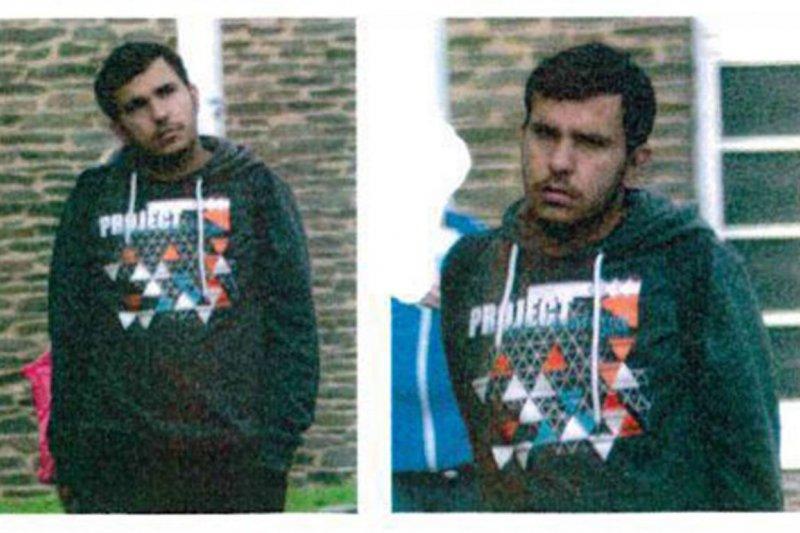 疑似策畫在德國發動炸彈攻擊的敘利亞難民巴卡(Jaber al-Bakr)在拘留室自殺身亡。(美聯社)