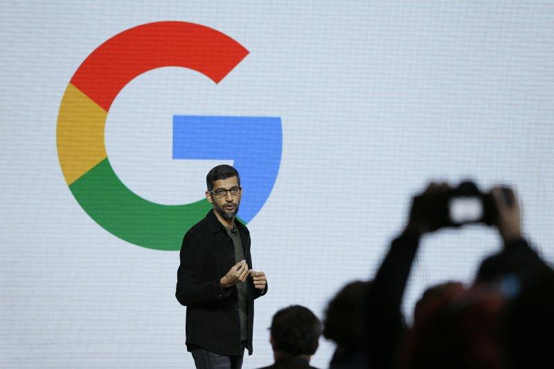 Google(谷歌)(AP)