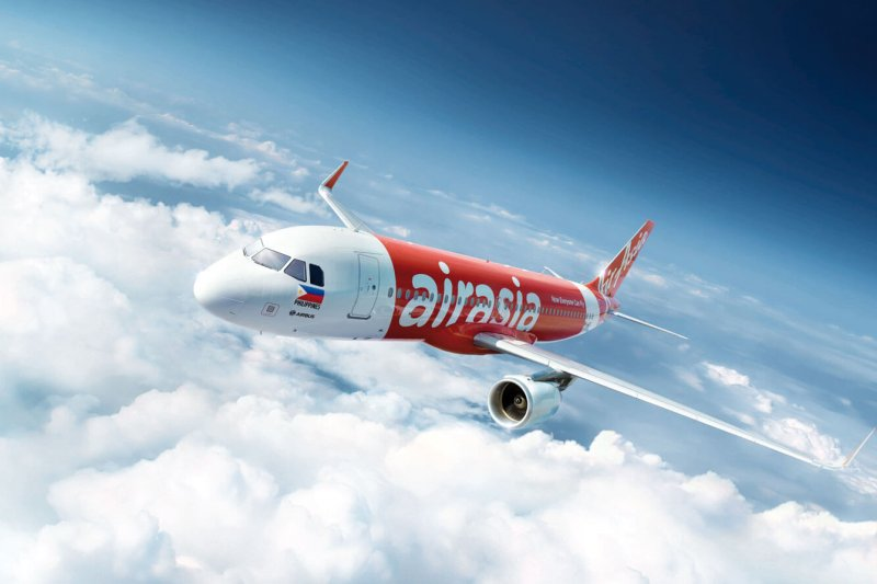 AirAsia何時復飛台灣時間未定,搶先辦小小航空體驗營限額15名要搶要快。(資料照,圖/擷取自mycebu網站)