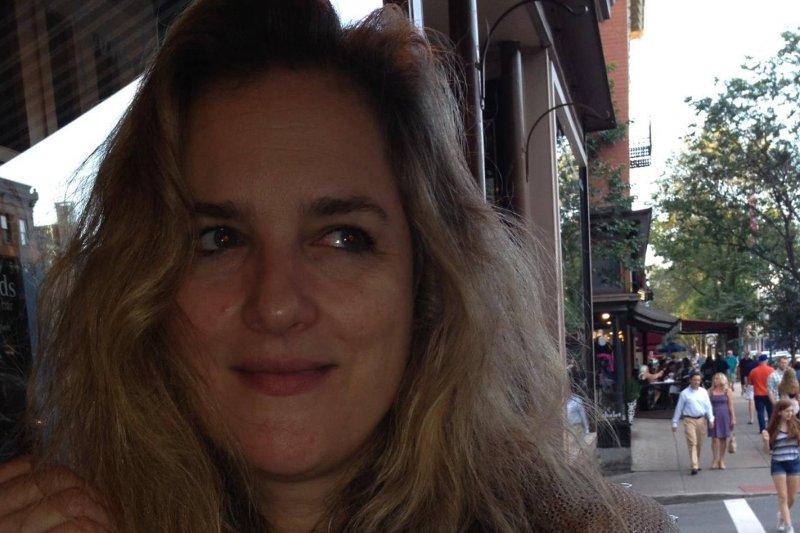 《時人》(PEOPLE)雜誌的記者娜塔莎.史托伊諾芙(Natasha Stoynoff)(Natasha Stoynoff臉書)