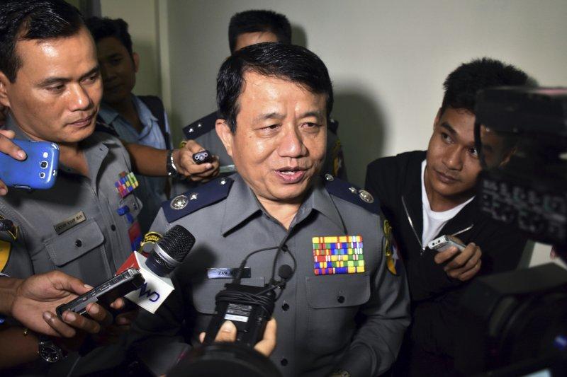 緬甸連日來爆發數起軍民衝突,造成至少29人死亡。(美聯社)