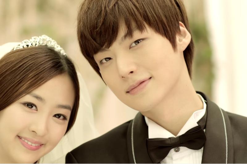 韓國結婚每人平均費用超過五千萬韓圜。(示意圖/翻攝自YouTube)