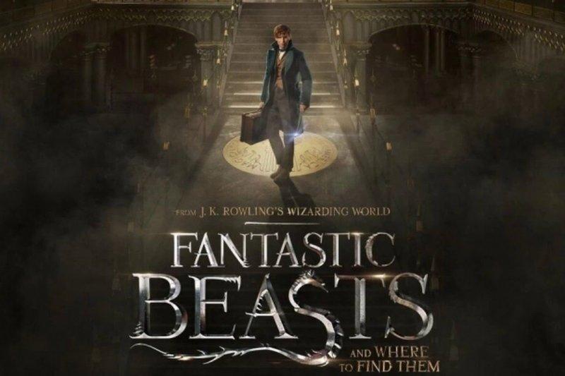 《怪獸與牠們的產地》(Fantastic Beasts And Where to Find Them)(YouTube)