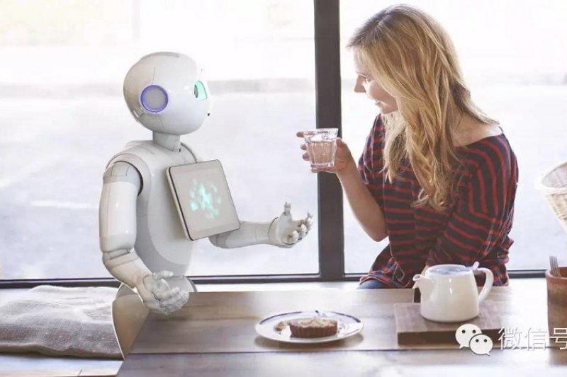 作者表示,所有單一技能的職業,都可能被機器取代,當你看見幸福的同時,背後就有些事物正在坍塌。(資料照,取自網路)