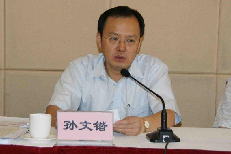 北京觀光休閒農業行業協會榮譽會長孫文鍇(取自飛流圖片)