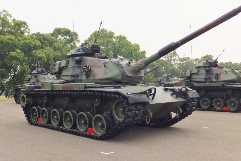 2016-10-16-陸軍M60A3戰車-取自維基百科