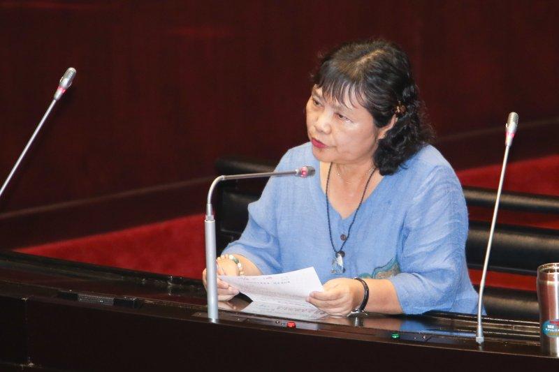 2016-10-17-立法院對大法官被提名人同意權審查會-陳曼麗質詢-陳明仁攝