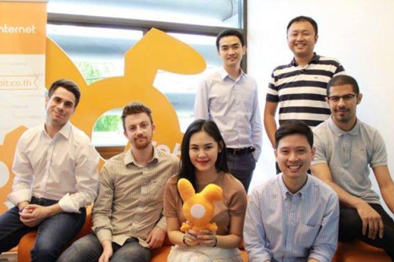 到泰國的新創公司實習,給了Chris很大的收穫!(圖/Chris提供)