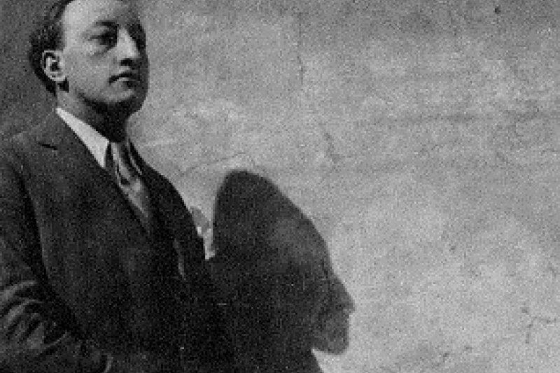 1920年代的米格爾.安赫爾.阿斯圖里亞斯(Miguel Ángel Asturias)(Wikipedia/Public Domain)