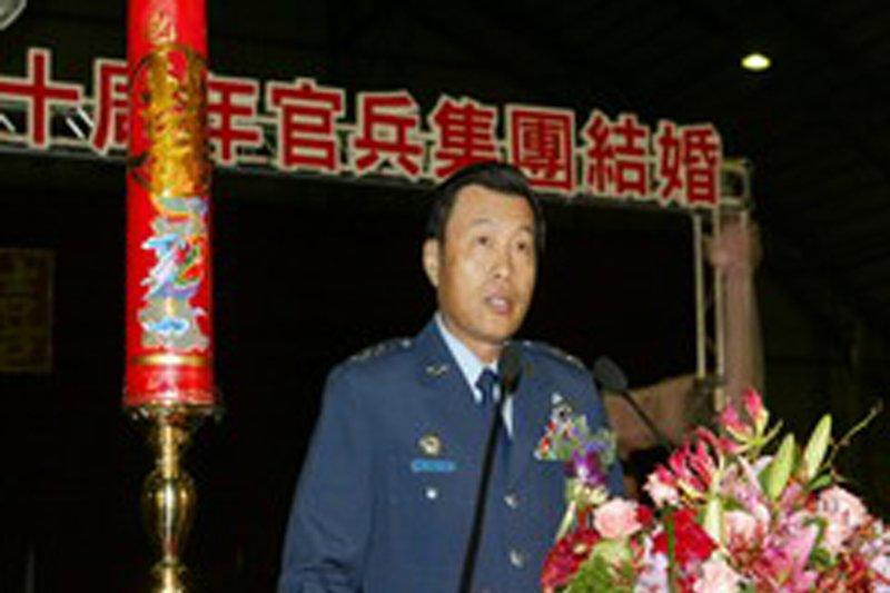 總統蔡英文指派前空軍司令上將彭勝竹接任國安局長一職,他也是首位空軍出身的軍情局局長,也是首位空軍出身的國安局局長。(取自空軍網站)