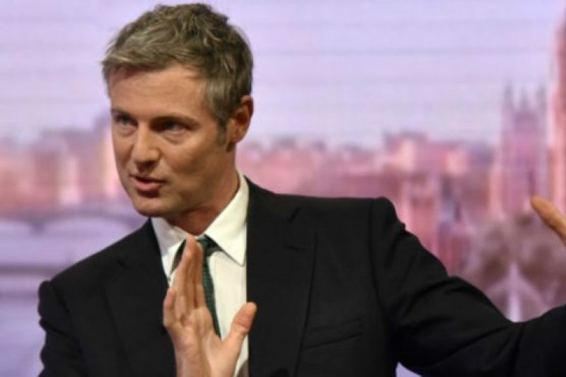 英國下議院600多位議員中,柴克·高登史密斯(Zac Goldsmith)是位閃亮明星。(圖取自BBC中文網)