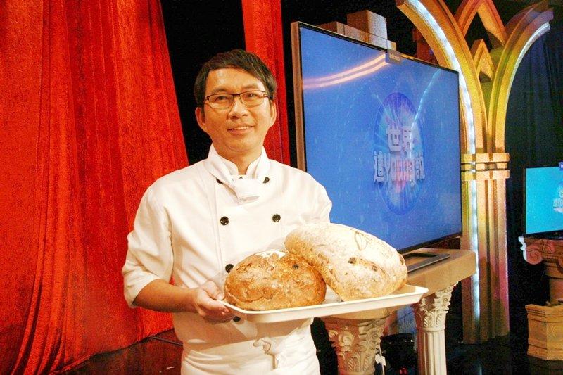 為了改善家庭的經濟狀況,吳寶春決定去當學徒,開啟了他的麵包師傅之路。(圖/公視提供)