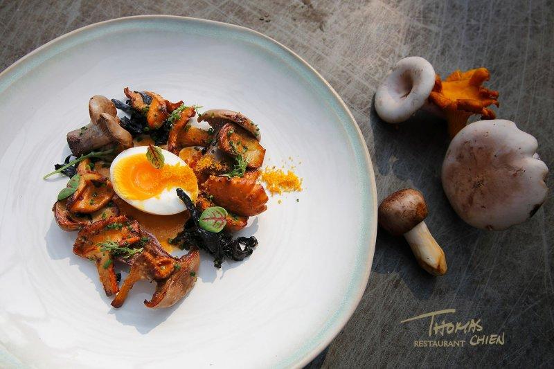「帕莎蒂娜」累積著名菜色,並培育出堪稱「南台灣第一西廚」的簡天才(Thomas Chien)...(圖/Thomas Chien Restaurant@facebook)