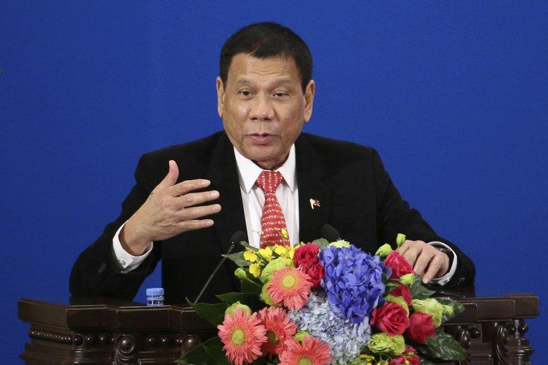 「是我們打贏了仲裁啊!」菲律賓總統杜特蒂剛與中國談和 又放話要讓漁民重回黃岩島-風傳媒