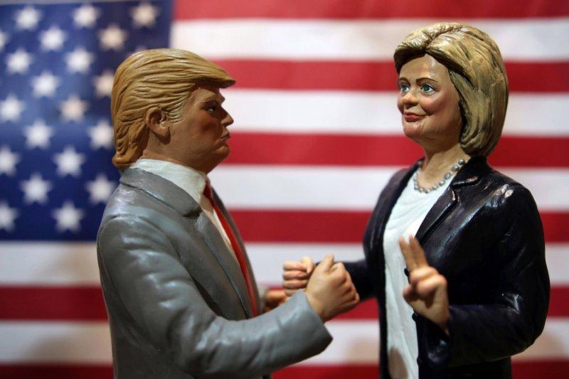 俄羅斯當局向美國各州提出申請,希望能夠在總統大選投票日11月8日到各投票站「實地觀察」,看美國人如何投票。(AP)